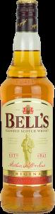Personalised Bells Blended Whisky 70cl engraved bottle