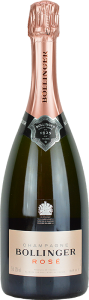 Personalised Bollinger Rose Non Vintage 150cl Magnum engraved bottle