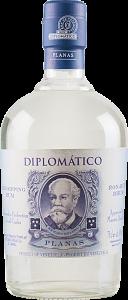 Personalised Diplomatico Planas engraved bottle
