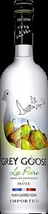 Personalised Grey Goose La Poire 70cl engraved bottle