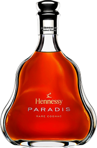 Personalised Hennessy Paradis 70cl engraved bottle
