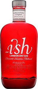 Personalised Ish Gin 70cl engraved bottle