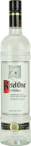 Personalised Ketel One 70cl engraved bottle
