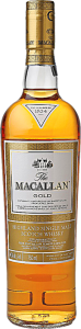 Personalised Macallan Gold 70cl engraved bottle