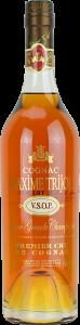Personalised Maxime Trijol VSOGrande Champagne engraved bottle