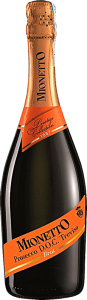 Personalised Mionetto Prosecco DOCG engraved bottle