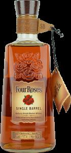 Personalised Four Roses Single Barrel Bourbon 70cl engraved bottle