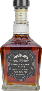 Personalised Jack Daniels Single Barrel 70cl engraved bottle