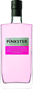 Personalised Pinkster Gin 70cl engraved bottle