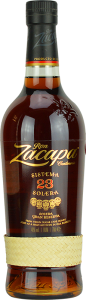 Personalised Ron Zacapa Centenario 23 Year Old 70cl engraved bottle