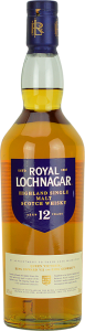 Personalised Royal Lochnagar 12 Year Old 70cl engraved bottle