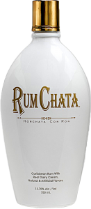 Personalised RumChata 70cl engraved bottle