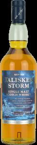 Personalised Talisker Storm Whisky 70cl engraved bottle