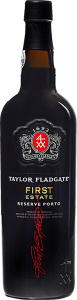 Personalised Taylors First Estate Reserve engraved bottle