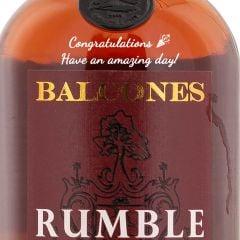 Personalised Balcones Rumble Texas Spirit