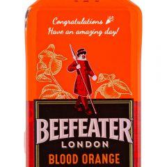 Personalised Beefeater Blood Orange