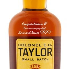 Personalised EH Taylor Small Batch
