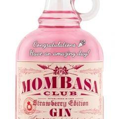 Personalised Mombasa Club Strawberry Edition