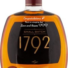Personalised 1792 Small Batch