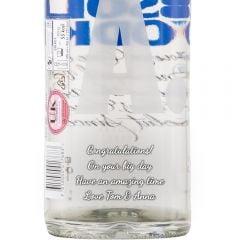 Personalised Absolut Blue Vodka