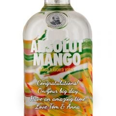 Personalised Absolut Mango