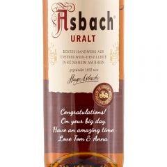 Personalised Asbach Uralt