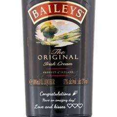 Personalised Baileys Irish Cream Liqueur 1 Litre