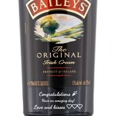 Personalised Baileys Irish Cream Liqueur