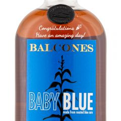 Personalised Balcones Blue Corn