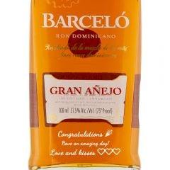 Personalised Barcelo Gran Anejo