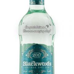Personalised Blackwoods Gin