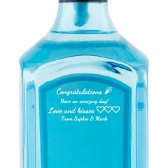 Personalised Bombay Sapphire Gin 1 Litre