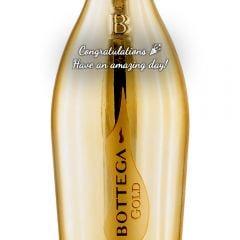 Personalised Bottega Gold Magnum Prosecco