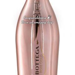 Personalised Bottega Rose Gold