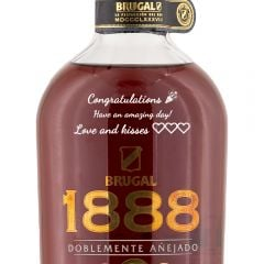 Personalised Brugal 1888 Ron Gran Reserva Familiar