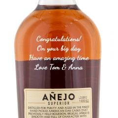 Personalised Brugal Anejo Rum