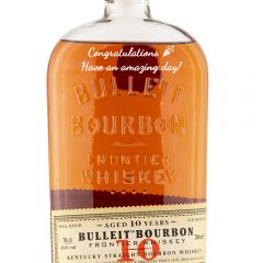 Personalised Bulleit 10 Year Old