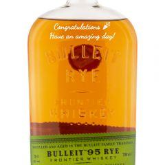 Personalised Bulleit Rye