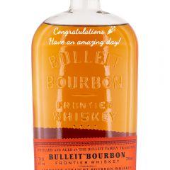 Personalised Bulleit Bourbon
