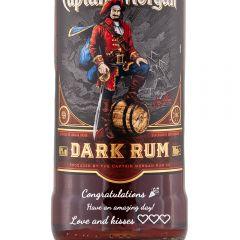 Personalised Captain Morgan Original Dark Rum