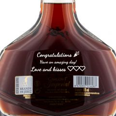 Personalised Carlos I Imperial XO