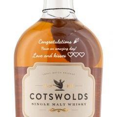 Personalised Cotswolds Distillery Single Malt