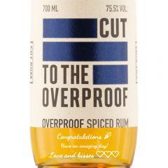 Personalised Cut Overproof