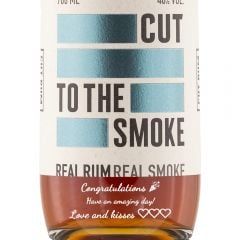 Personalised Cut Smoked Rum