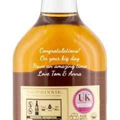 Personalised Dalwhinnie Distillers Edition