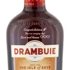 Personalised Drambuie Whisky Liqueur