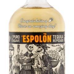 Personalised Espolon Reposado Tequila