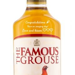 Personalised Famous Grouse