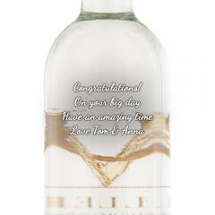 Personalised Gallery Toffee Fudge Vodka