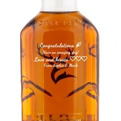 Personalised Glenfiddich 18 Year Old
